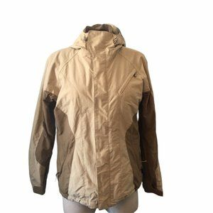 BURTON Brown/Tan Ski/Snowboard Insulated Jacket S